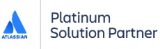 Atlassian Platinum Solution Partner Logo
