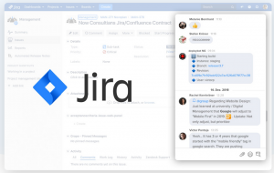 Grape in Jira integriert